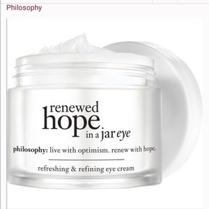 Philosophy Hope in a Jar for eyes